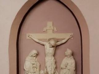 Stations of the Cross--Jesus Dies