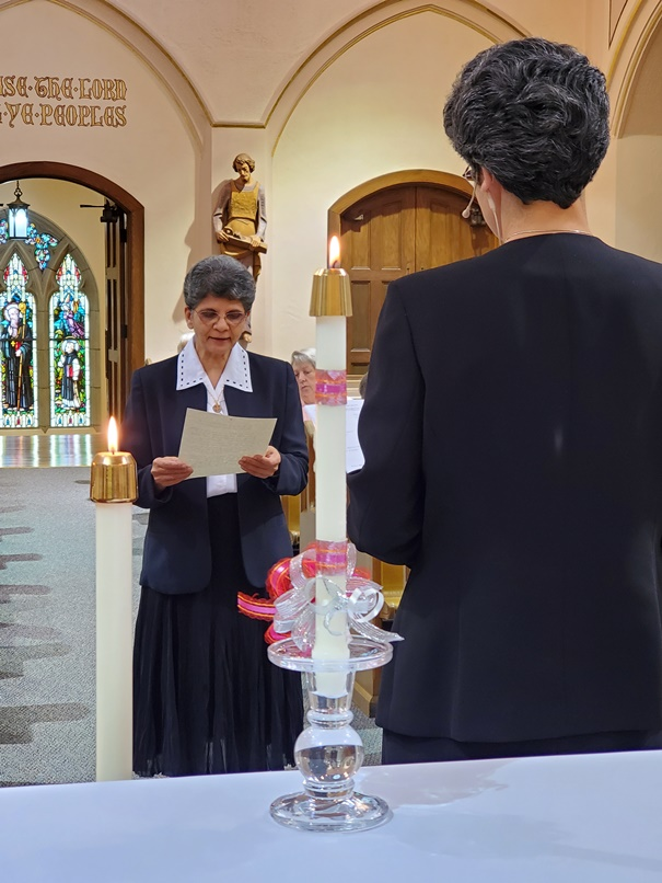 Sister Minona Anne