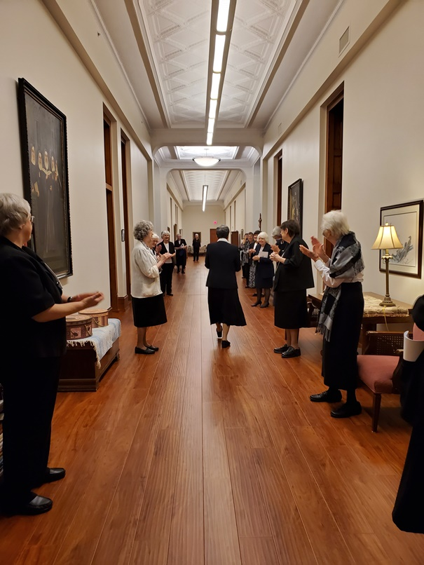 Monastic profession