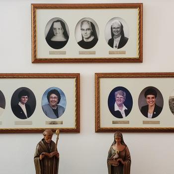 Photos of prioresses