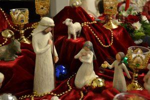 Willow Tree nativity