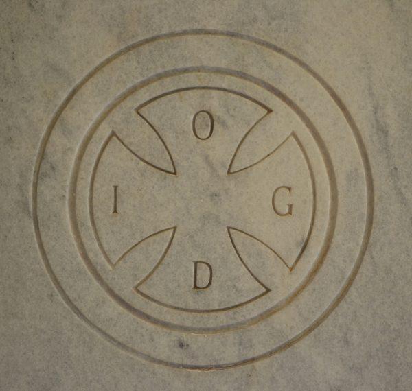 Benedictine cross