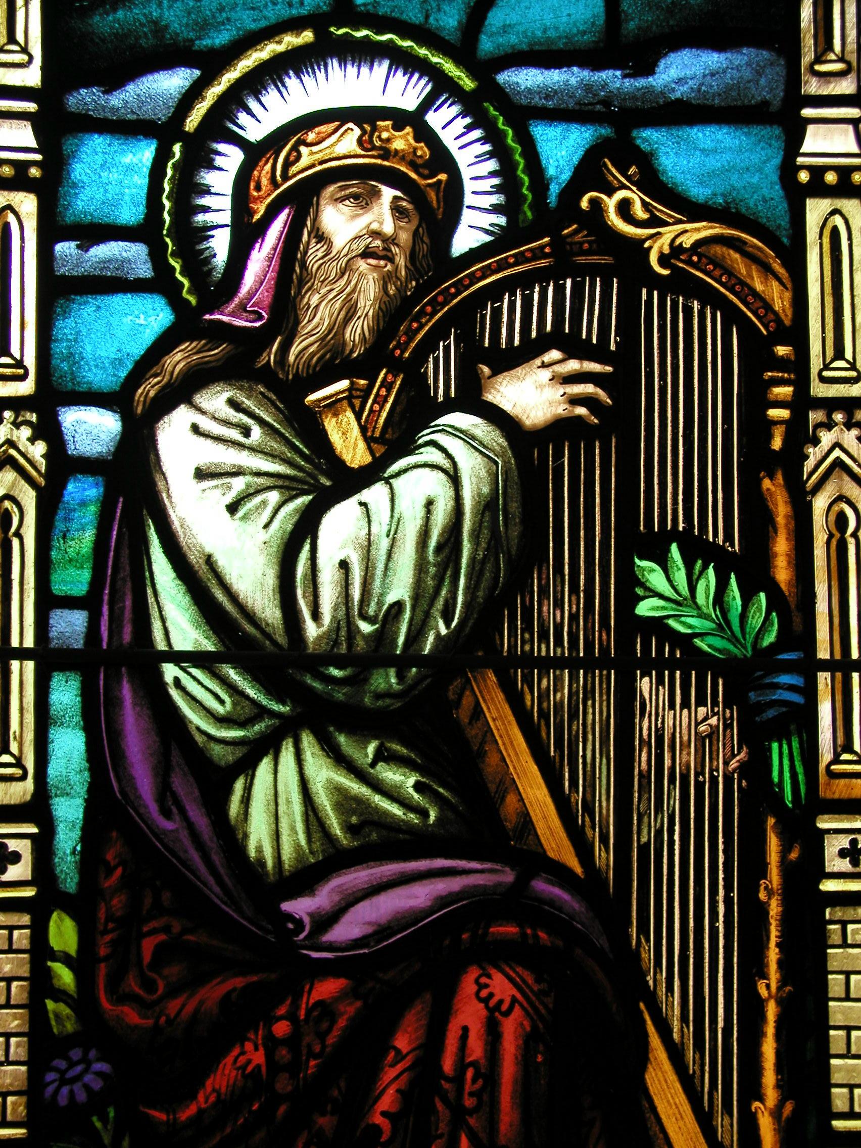 King David window