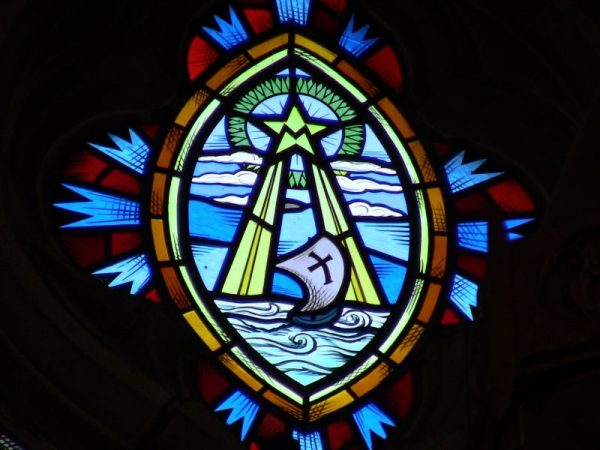 Star of the Sea symbol of Mary