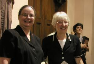 Sisters Karen Ann and Bernadette