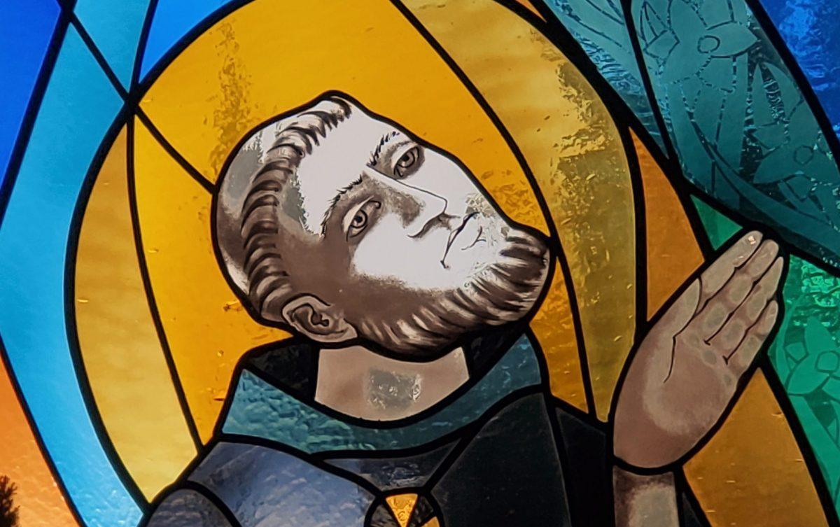 St. Benedict Window Retreat Center Chapel