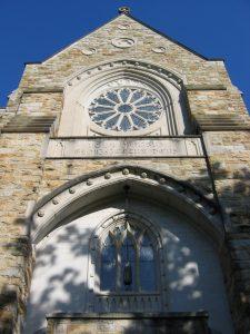 SHM Chapel front
