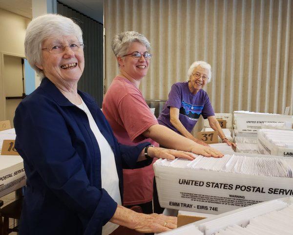 Benedictine Update mailing